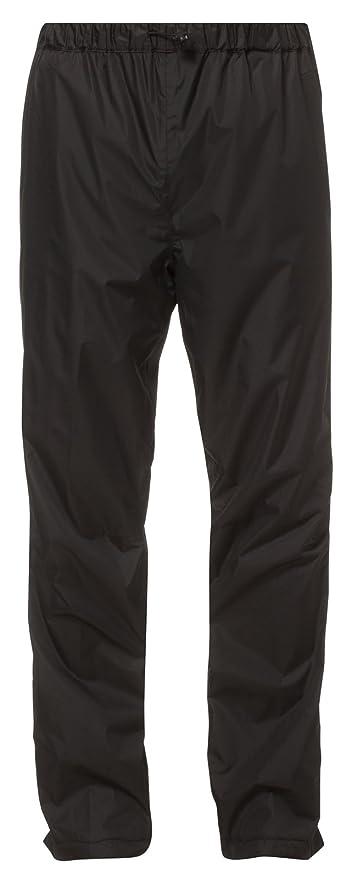 c88461a572a VAUDE Herren Men's Fluid Pants II Hose, Black, XXXXL: Amazon.de ...