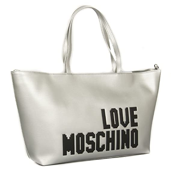 Love Moschino Borsa donna a mano o a spalla articolo JC4067PP15LH NAPPA PU   Amazon.it  Abbigliamento c5e78da6597