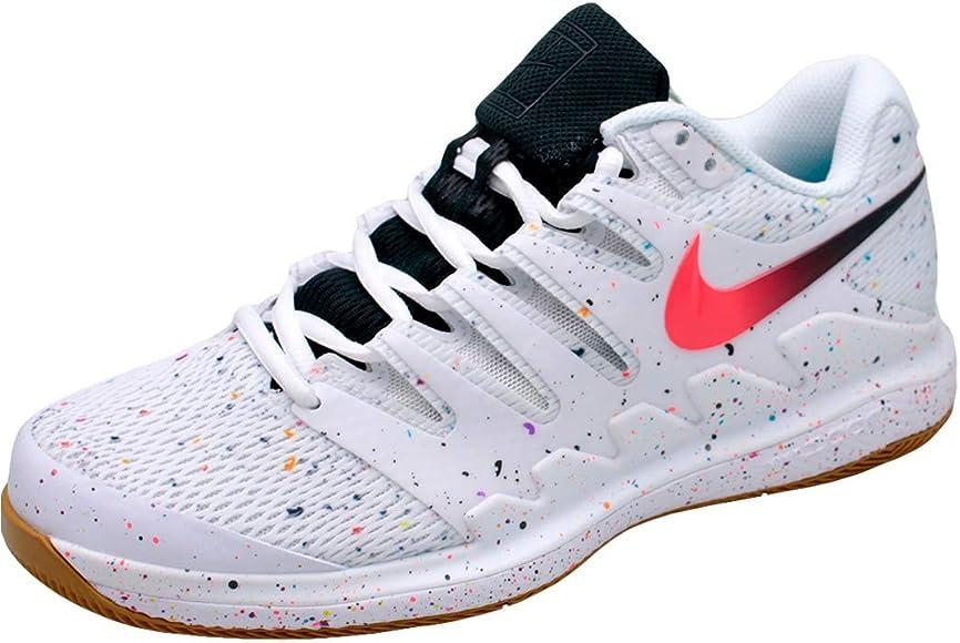 Nike Men's Tennis Shoes, White Laser