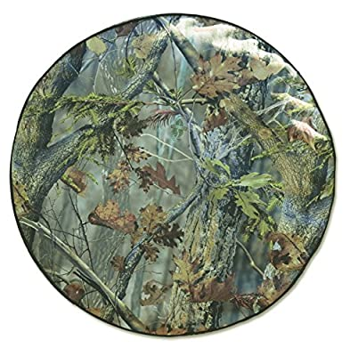 "ADCO 8756 Camouflage Game Creek Oaks Spare Tire Cover I, (Fits 28"" Diameter Wheel)"