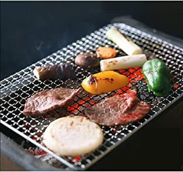 YYF Clip grillagé pour Barbecue La Grille de Commande d
