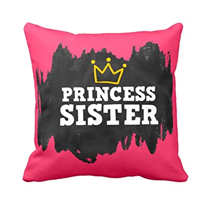 Buy YaYa CafeTM Birthday Gifts For Sister Printed Cushion Cover 12 X Inches Rakhi Online At Low Prices In India