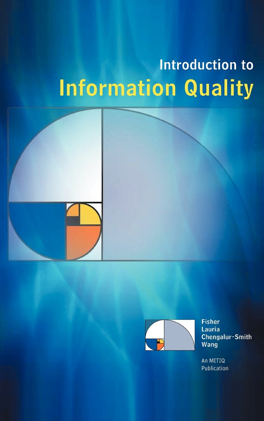 Introduction to Information Quality pdf epub