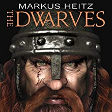 The Dwarves Audiobook by Markus Heitz Narrated by Matthew Wolf