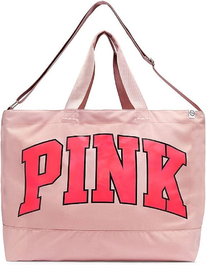 Girl Power Tote Bag Festival Bag Red and Pink Tote Pink Ladies Purse Beach Tote Bag Cruising Travel Tote Market Bag Girlfriends Trip