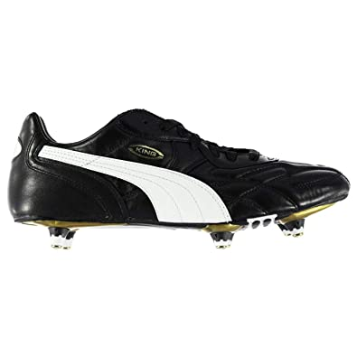ab43ed1f4 Image Unavailable. Image not available for. Color: Puma King Pro SG Soft  Ground Football Boots Mens ...