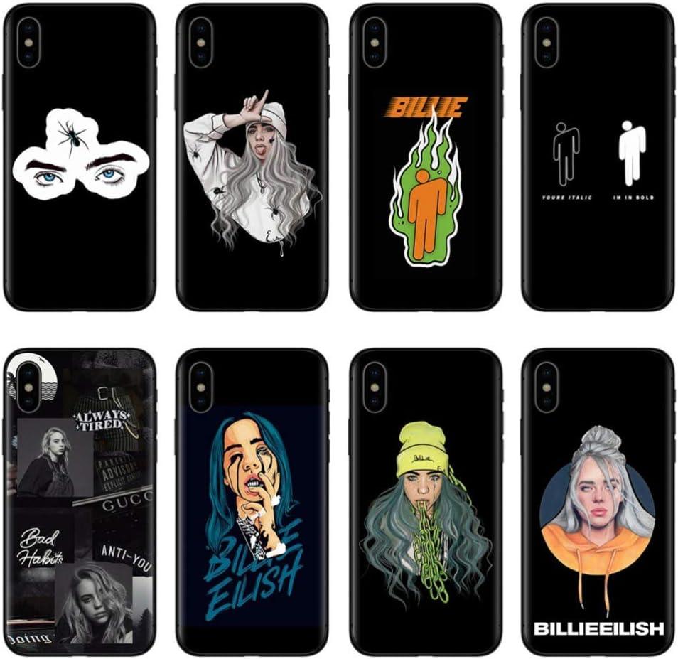 coque iphone 8 billie eilish
