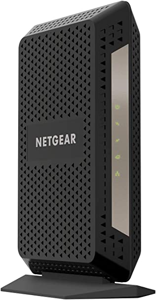 NETGEAR Gigabit Cable Modem (32x8) DOCSIS 3 1 | for XFINITY by Comcast,  Cox  Compatible with Gig-Speed from Xfinity - CM1000-1AZNAS (Renewed)