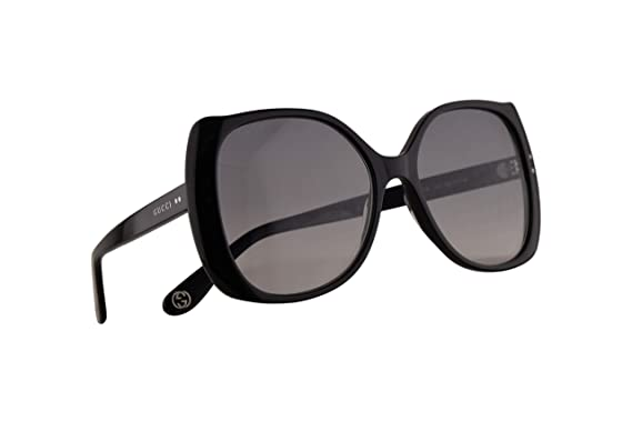 Amazon.com: Gucci GG0472S GG 0472S - Gafas de sol, color ...