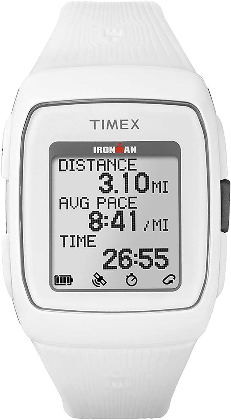 Unisex Timex Ironman GPS Reloj tw5m11900