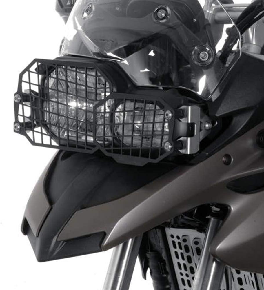 /2017 Griglia di protezione frecce lampada faro custodia pieghevole per BMW F700GS F800GS F650GS Twin 2007/