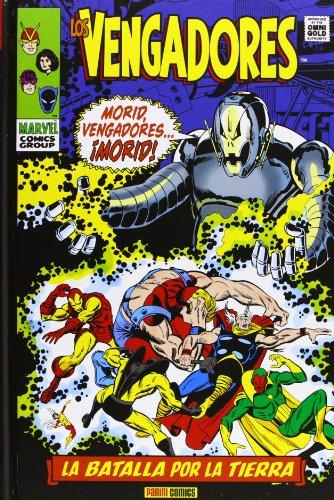 Descargar Libro Los Vengadores. La Batalla Por La Tierra Roy Thomas