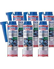 Liqui Moly Jectron Gasoline Fuel Injection Cleaner- 6pk