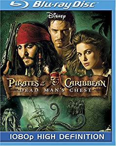 Cover Image for 'Pirates of the Caribbean: Dead Man's Chest'
