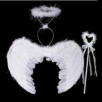 Amazon.com: MiyaSudy - 3 alas de hadas para adultos, niños ...