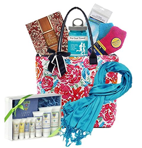 Radiation Gift Bag for Women - Posey by Just Don't Send Flowers