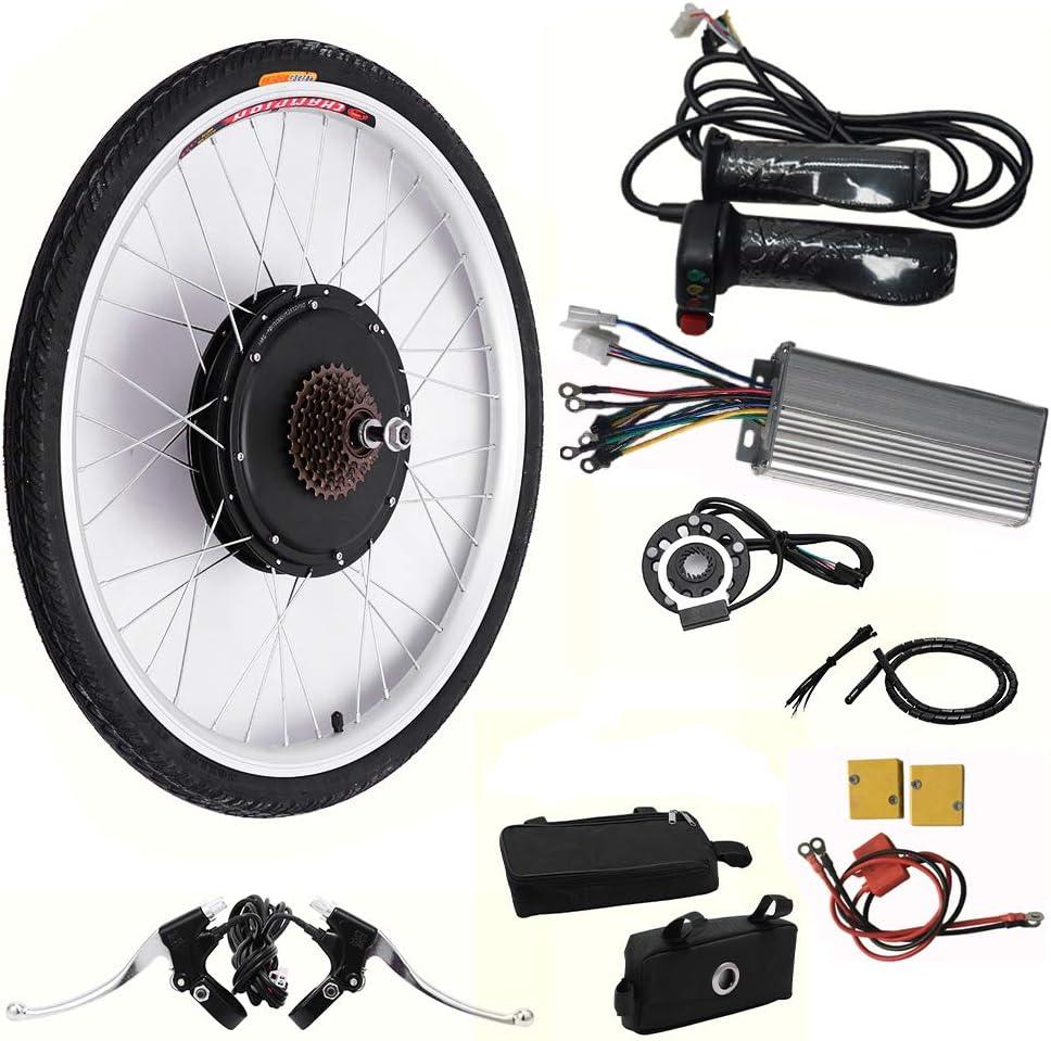 E-bike Kit de conversión de Motores eléctricos para Bicicleta, 48 ...