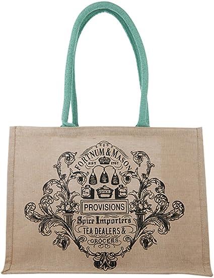 Grocery Fortnum and Mason London UK Fortnum/'s Lobster Bag for Life Shopping Bag
