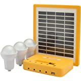 Agni Solar Home Lighting Kit 3