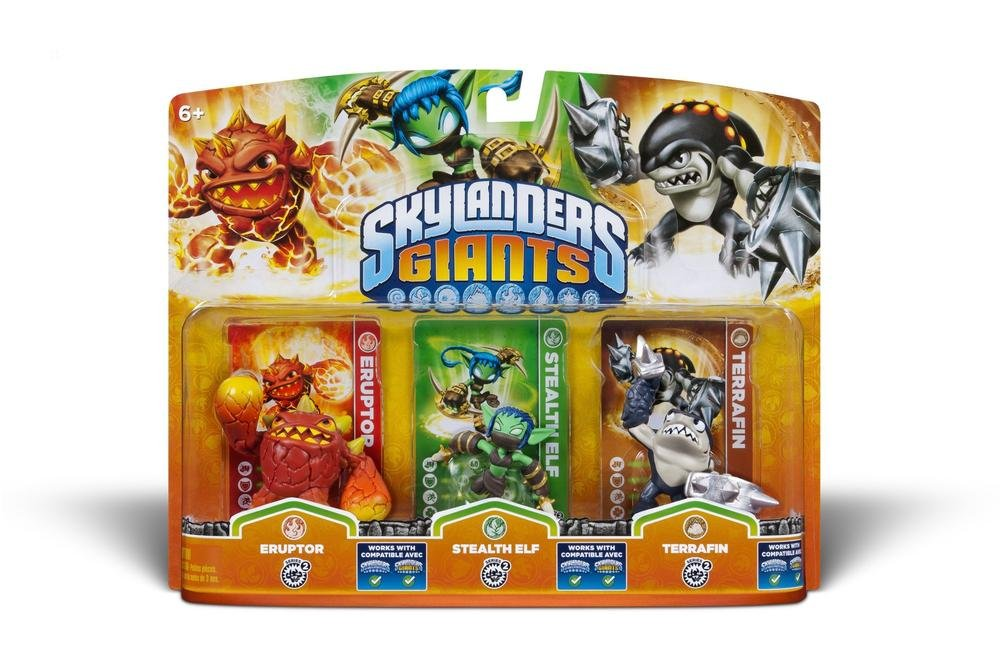 Terrafin Skylanders Giants Stat Card Only!