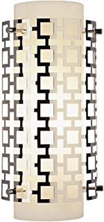 product image for Jonathan Adler Parker Wall Sconce in Polished Nickel