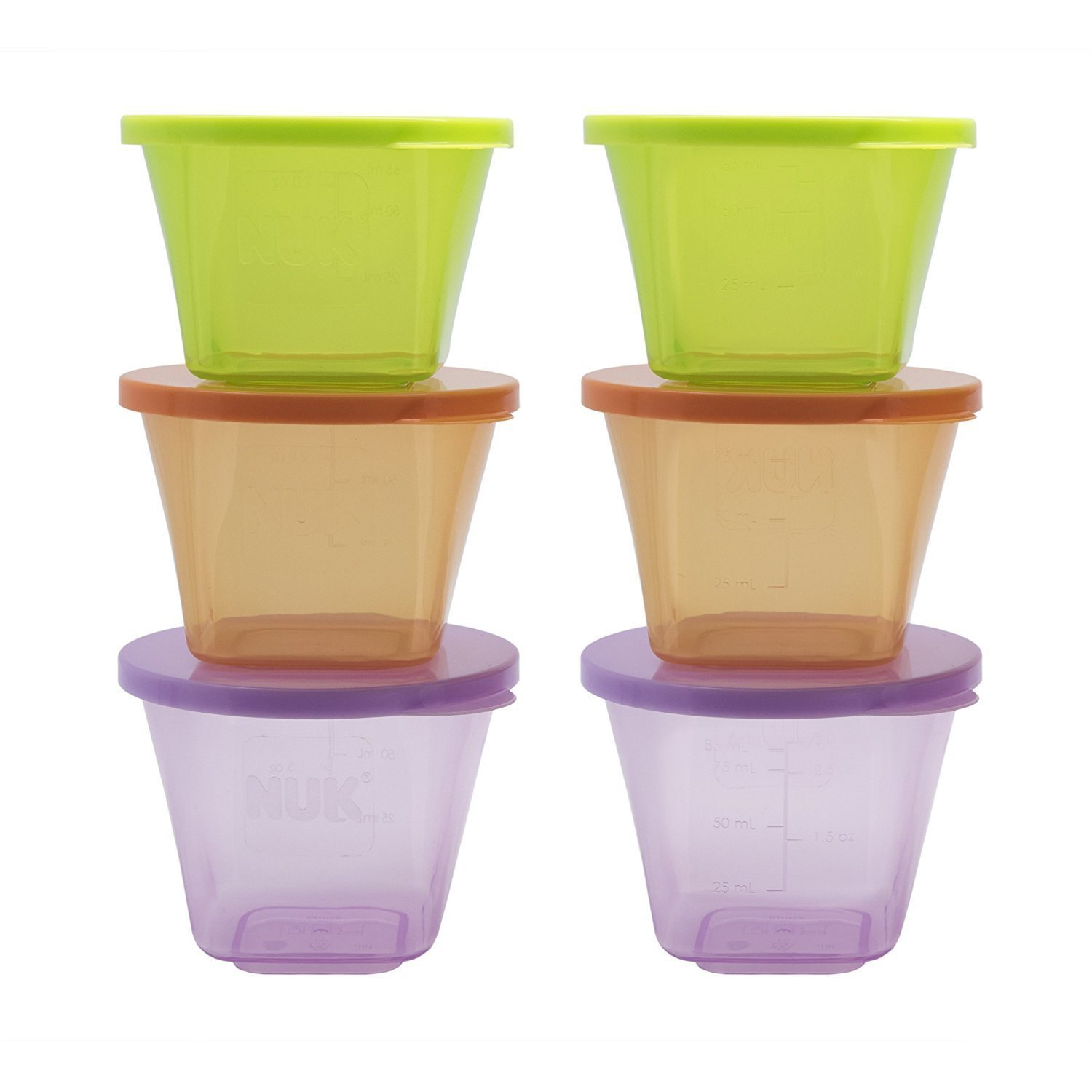 Annabel Karmel by NUK Stackable Storage Pots 10000012