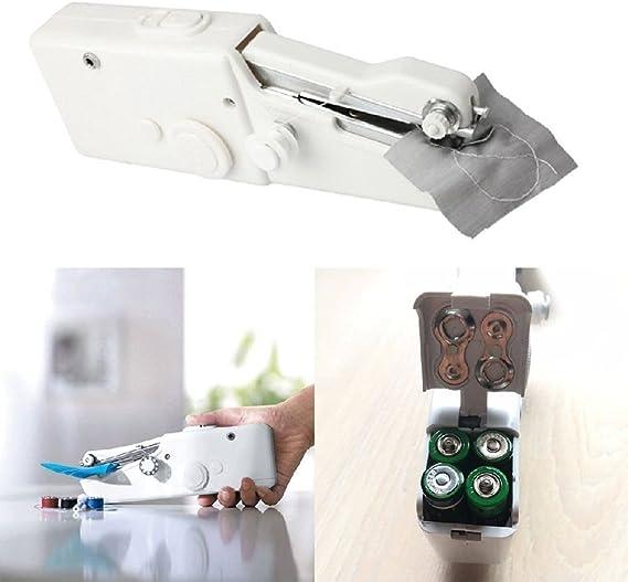 Mini portátil inteligente eléctrico Tailor máquina de coser de ...