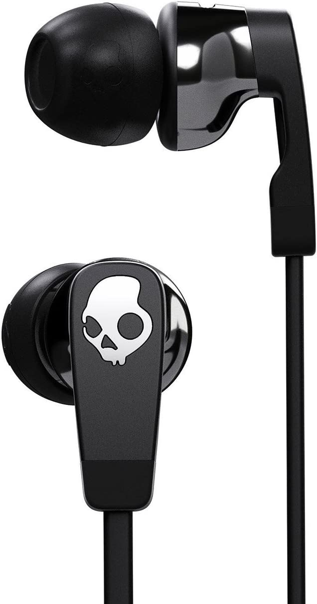 Corredor cliente mil  Amazon.com: Skullcandy Strum In-Ear Earbud - Street Black: Home Audio &  Theater