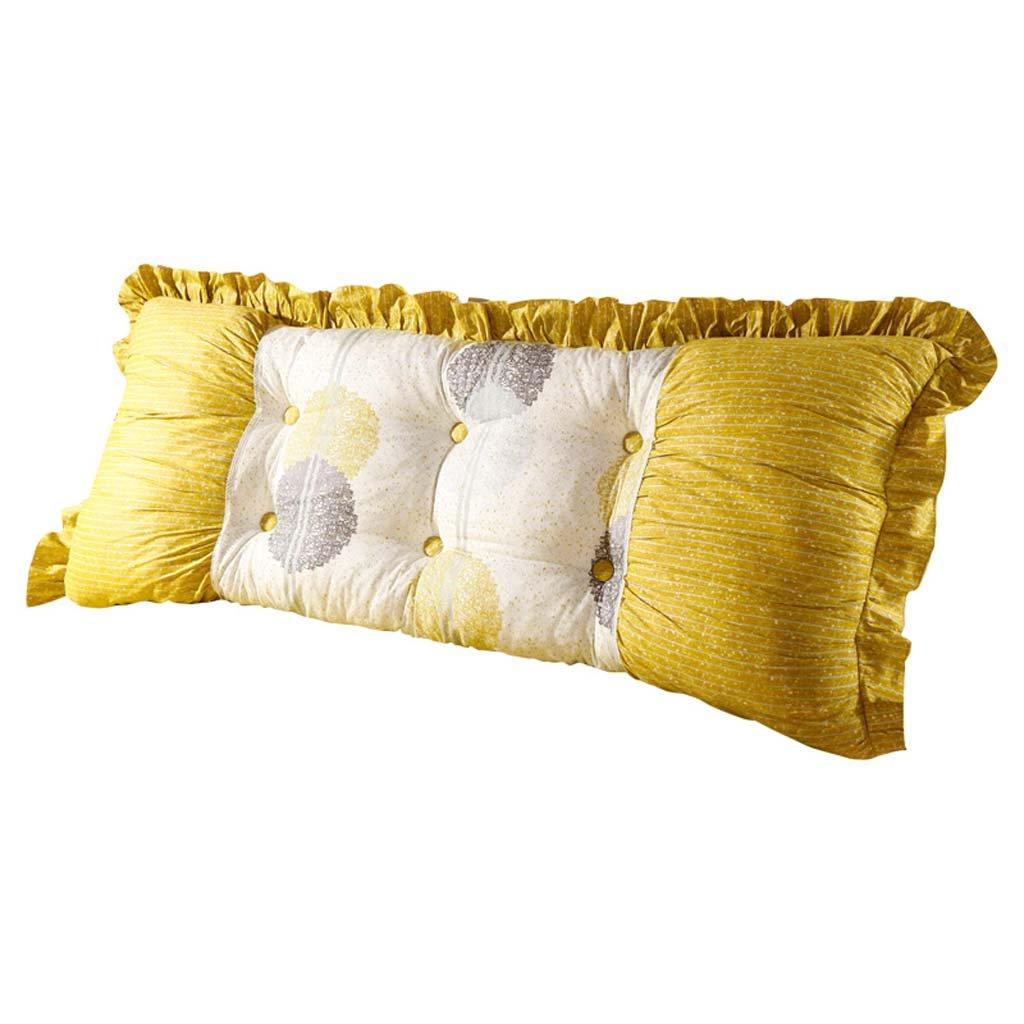 WEBO HOME- Coussinets en coton et coussins en coton - sac doux - coussins en coton large -Coussin - oreiller ( Couleur
