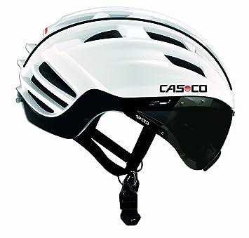 Casco SPEEDster velocidad de ciclismo unisex, color blanco, talla M