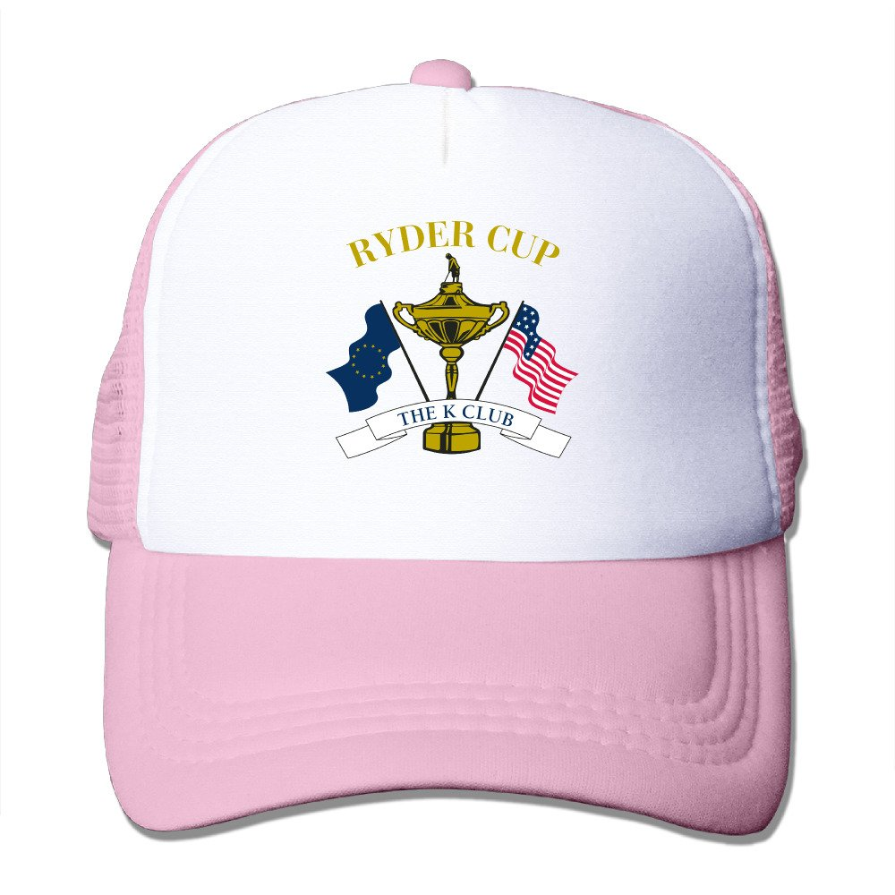 015bd7e6b Adult 2016 USA Golf Ryder Cup Logo Cool Classic Dad Hat Adjustable ...