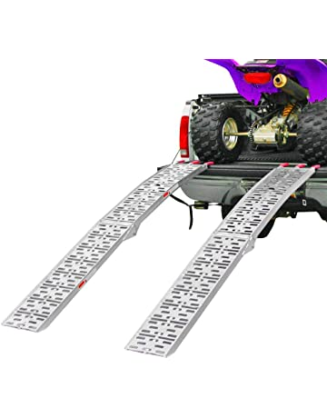 Atv Truck Ramps >> Amazon Com Loading Ramps Accessories Automotive