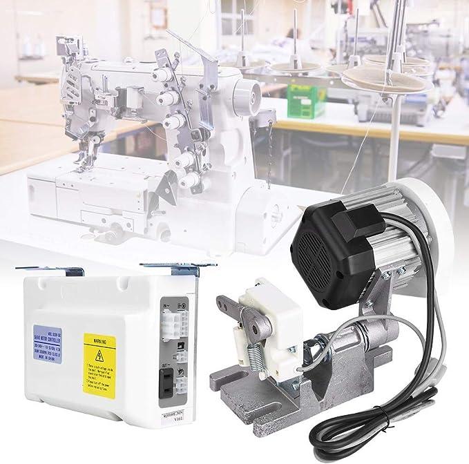 Motor de Máquina de Coser, 550W 5000Rpm 5.0N.m Servo Motor ...