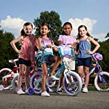 "Huffy 12"" Glimmer Girls Bike, Pink"