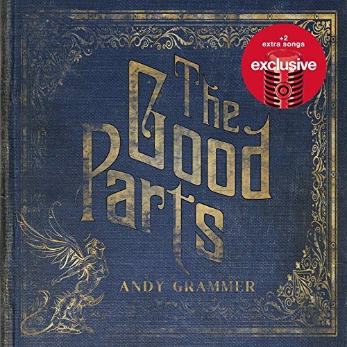 ANDY GRAMMER The Good Parts LIMITED EDITION EXPANDED TARGET CD
