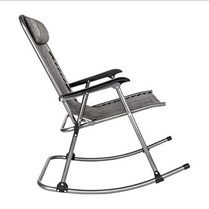 Incredible Amazon Com Zoffyal Folding Zero Gravity Rocking Chair Ocoug Best Dining Table And Chair Ideas Images Ocougorg