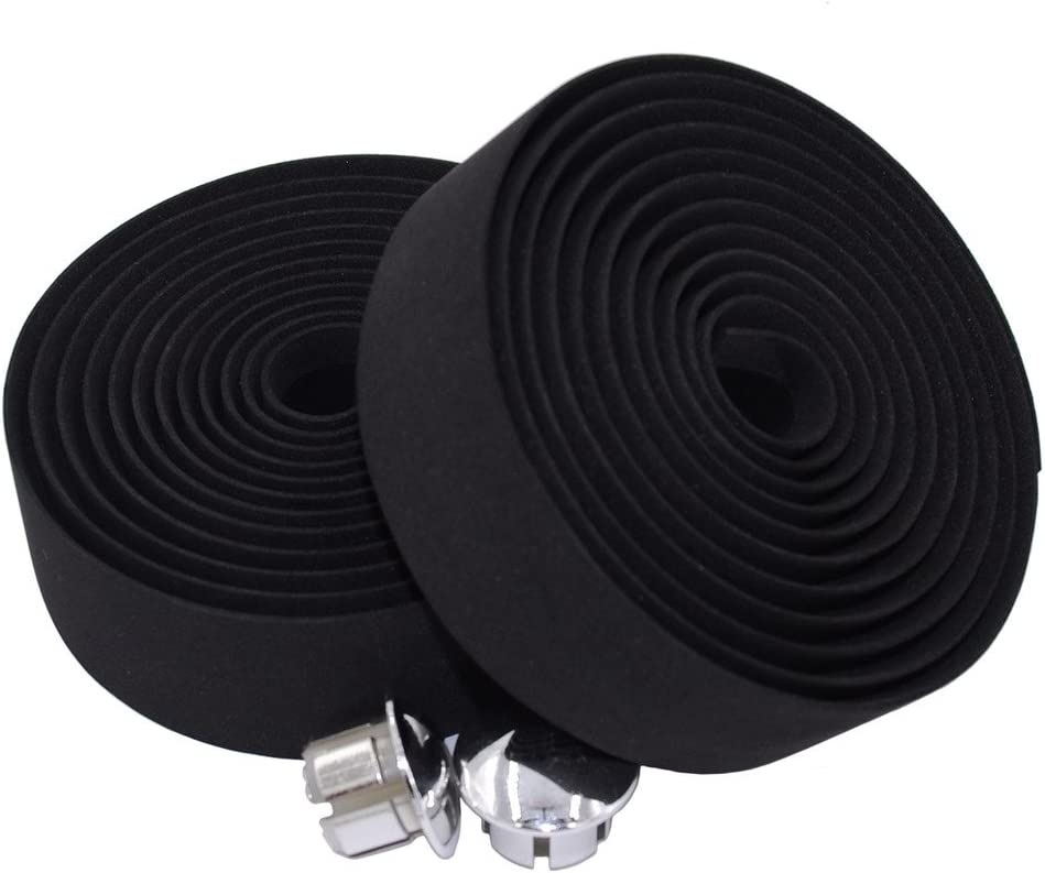 Outdoor Sports Non-slip Road Bike Handlebar Tape Bicycle Drop Bar Wrap Stable