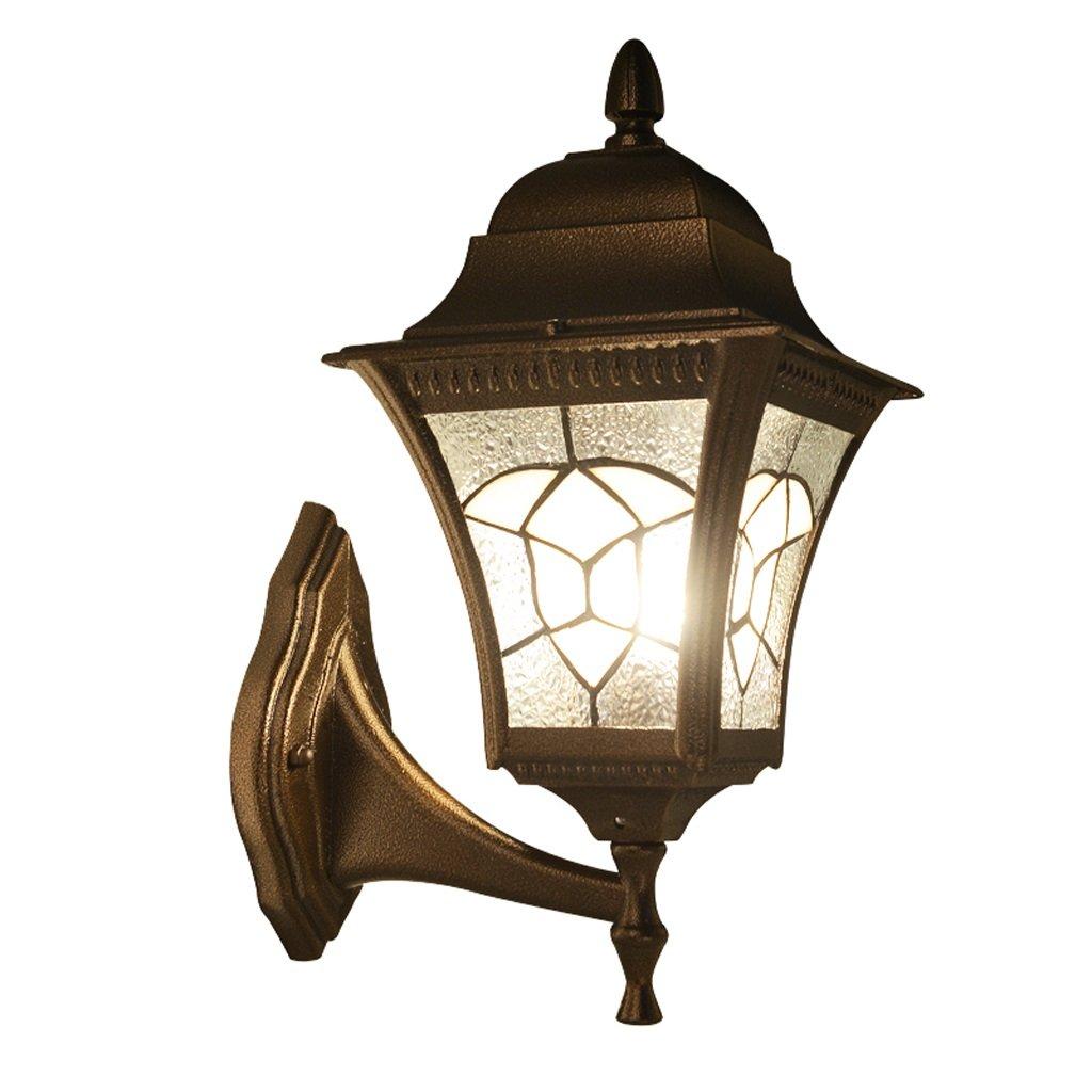 grande vendita NAUY Impermeabile Lampada da da da parete per esterni Continental Outdoor Balcone Vintage Creativity Garden Lights Creatività facciate Wall Linghting  edizione limitata a caldo