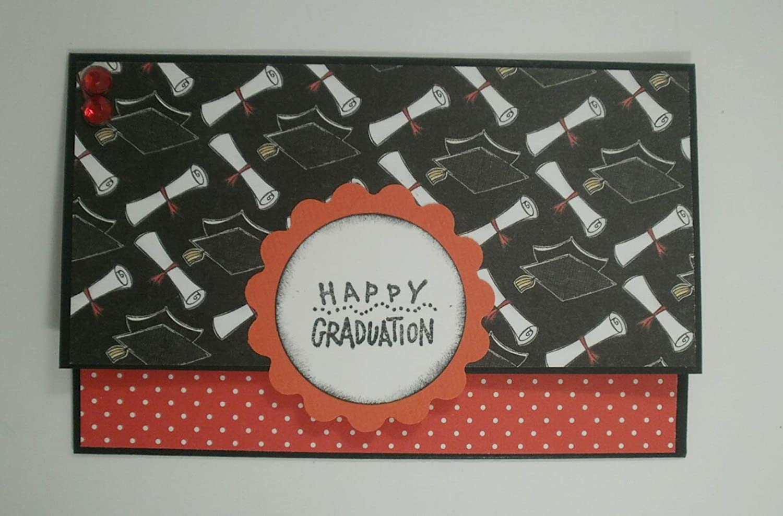 College Graduation Card Graduation Card Money Holder Graduation Gift Card Holder Gift Card Holder High School Graduation Card