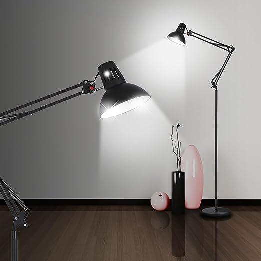 MIA Light Architecte sur pied ↥ 1800 mmmoderneRetroNoir