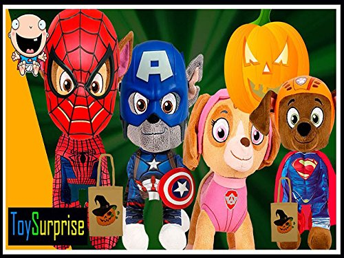 (Paw Patrol Toys Halloween)