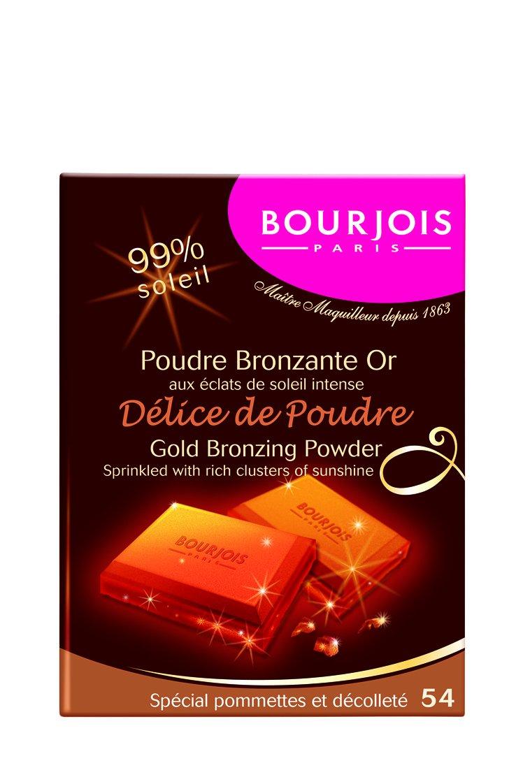 Bourjois Terra Delice de Poudre Peau Cla - 16.5 g Coty 29122096051