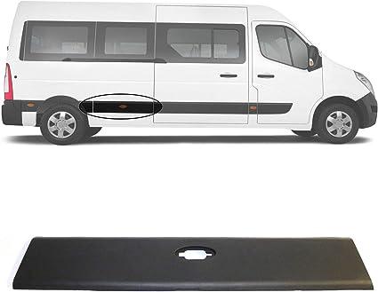 Puertas laterales, moldura, panel trasero derecho o izquierdo, 768F20003R: Amazon.es: Coche y moto