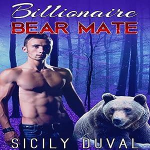 Billionaire Bear Mate Audiobook