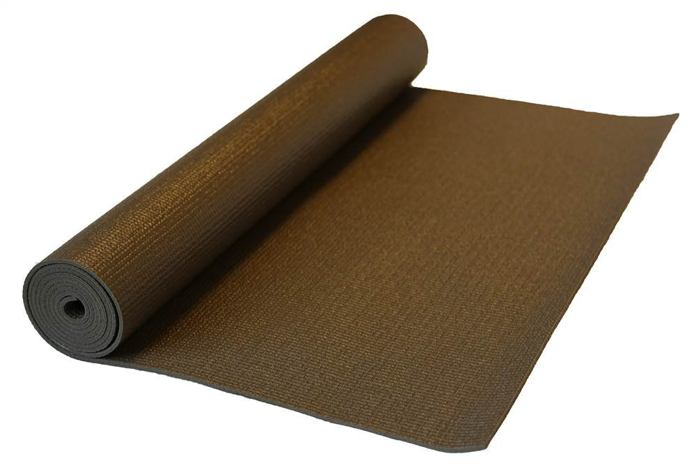 j/fit 72 in. Pilates Mat in Coffee