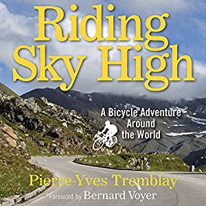 Riding Sky High Hörbuch