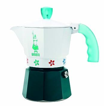 Bialetti 4472 - Cafetera italiana, color verde: Amazon.es: Electrónica