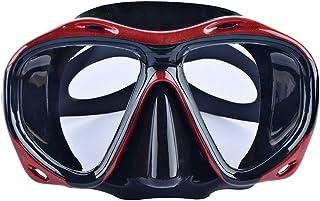 TZ TED Anti-Niebla Anti-Fugas Buceo Máscara Máscara Mujeres Adult 62