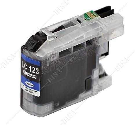 20 x Cartuchos de Tinta Compatible con LC121/LC123 Brother DCP ...
