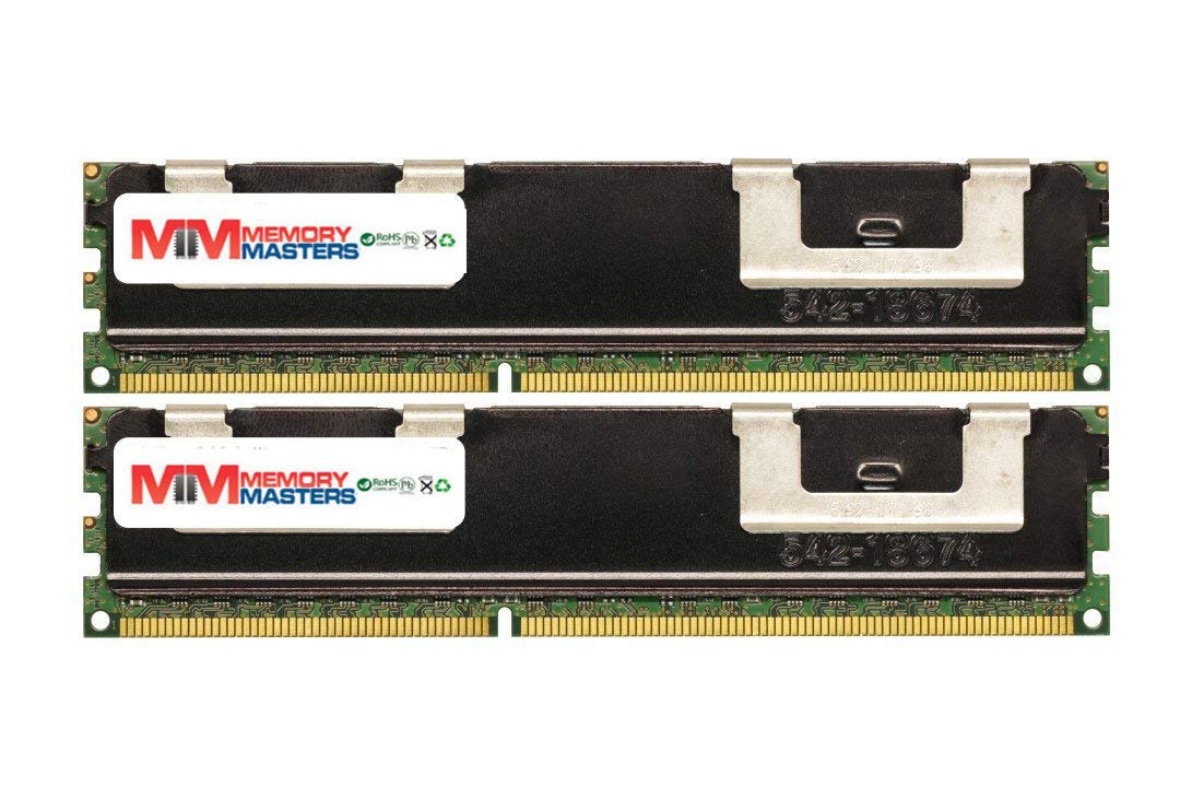 16GB 2X8GB Memory RAM for Compaq HP Compatible Compatible Z Series Workstations Z420 Workstation DDR3 ECC Registered RDIMM 240pin PC3-10600 1333MHz MemoryMasters Memory Module Upgrade